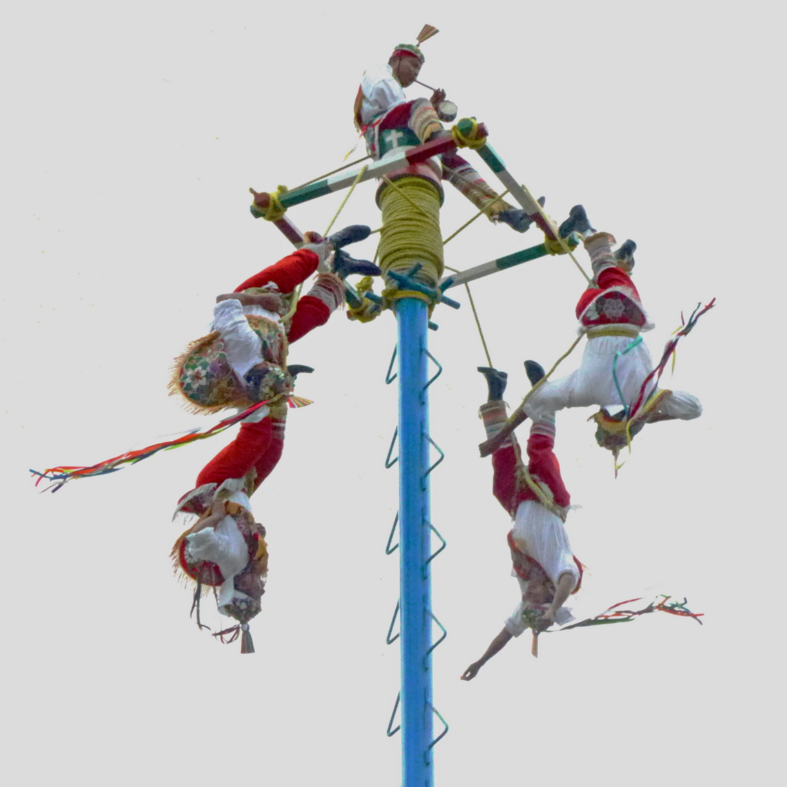 The Totonac Voladores rite