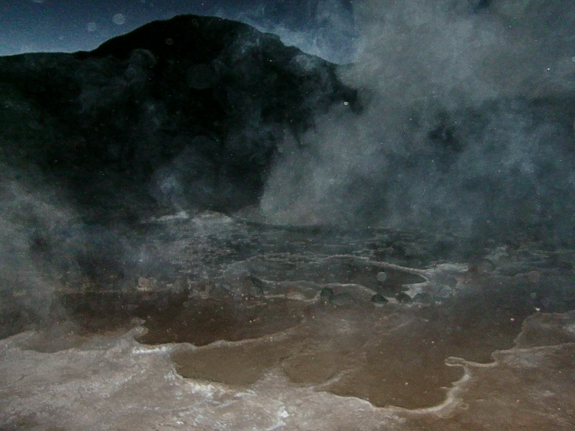 The Geysers of Tatio