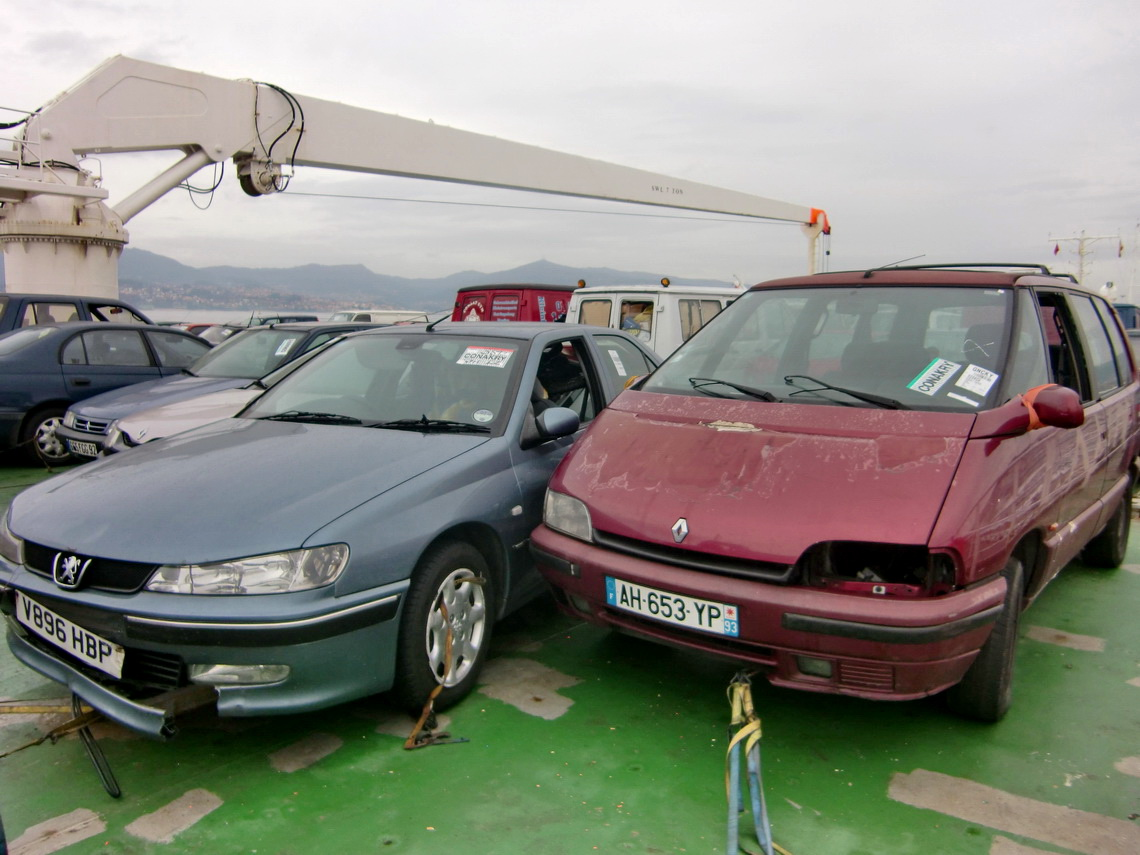 Some of the 2nd hand cars