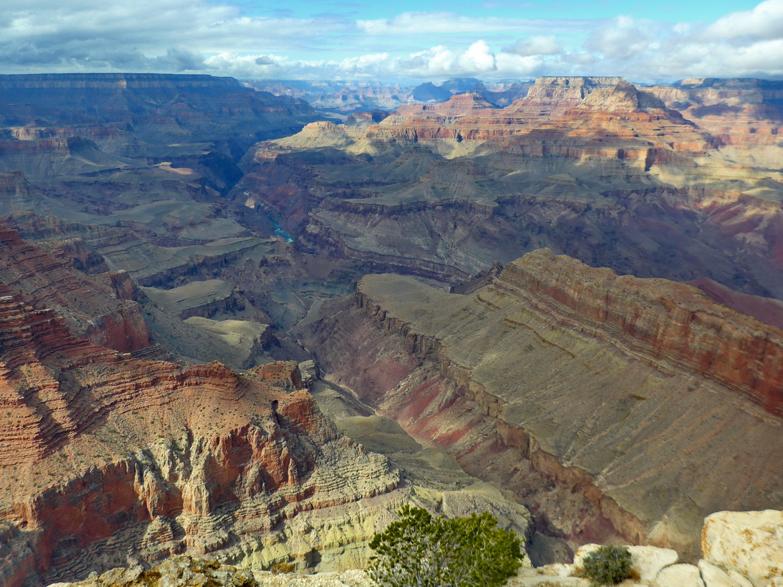 Grand Canyon seen from Lipan Point