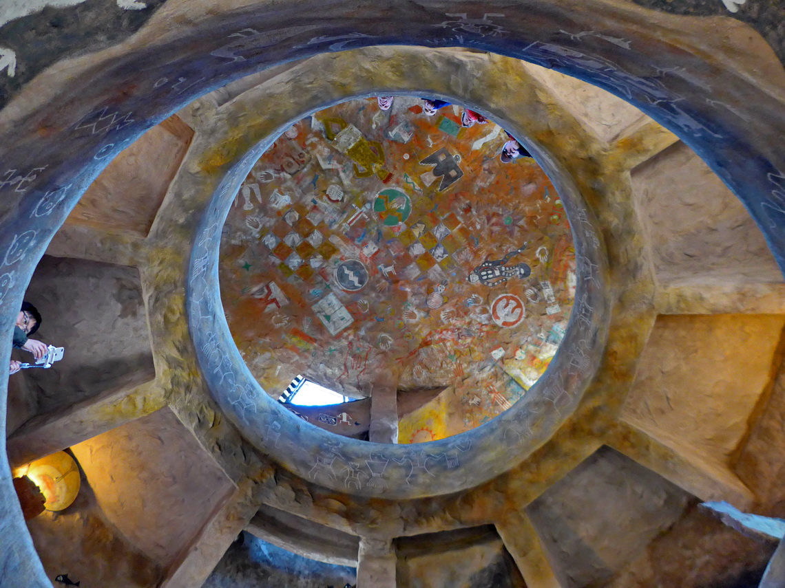 Roof of the Historic Desert View Tower