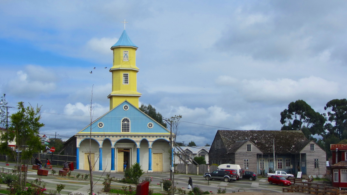Church of Chonchi